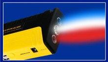 Автомобиль Пусковые устройства Портативный пусковое устройство 12 В Запасные Аккумуляторы для телефонов фонарик 600a автомобиля Зарядное устройство для Батарея Booster Buster бензин дизель
