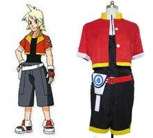 Карманные Монстры pokemon Ranger Kellyn косплей костюм с перчатки