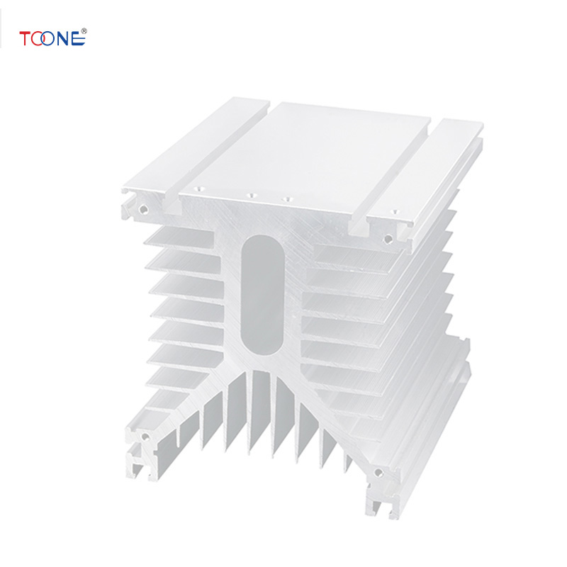Solid-state radiator Y-150 is suitable for three-phase 150-200A relay base profiles chitinase production from actinomycetes by solid state fermentation