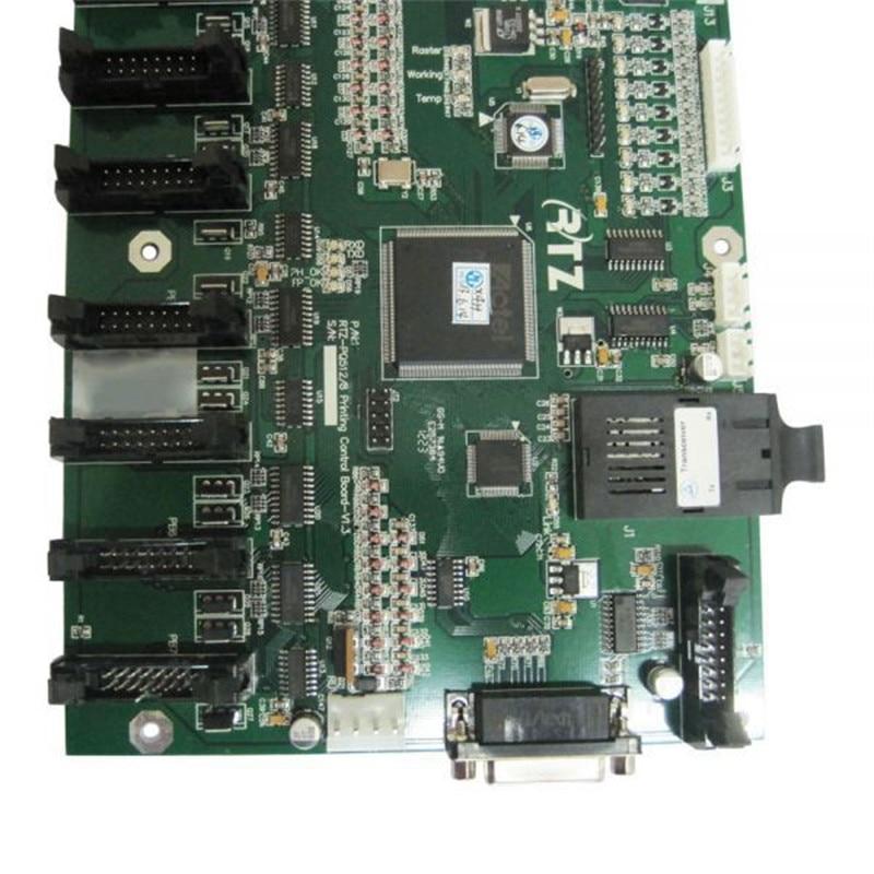 Flora Printer 4 heads LJ320P Printhead Board flora lj320k km1024 printhead cable