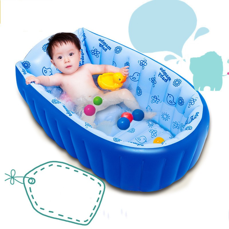 Summer Inflatable Swimming Pool Portable Baby Kids Bath Tub Folding Swimming Pool inflatable baby swimming pool eco friendly pvc portable children bath tub kids mini playground newborn swimming pool bathtub