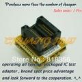WL-SOP28-U1 Адаптер для Wellon Программист Адаптер SOP20/SOIC20/SO20 Адаптер IC Test Socket/IC Socket (300mil)