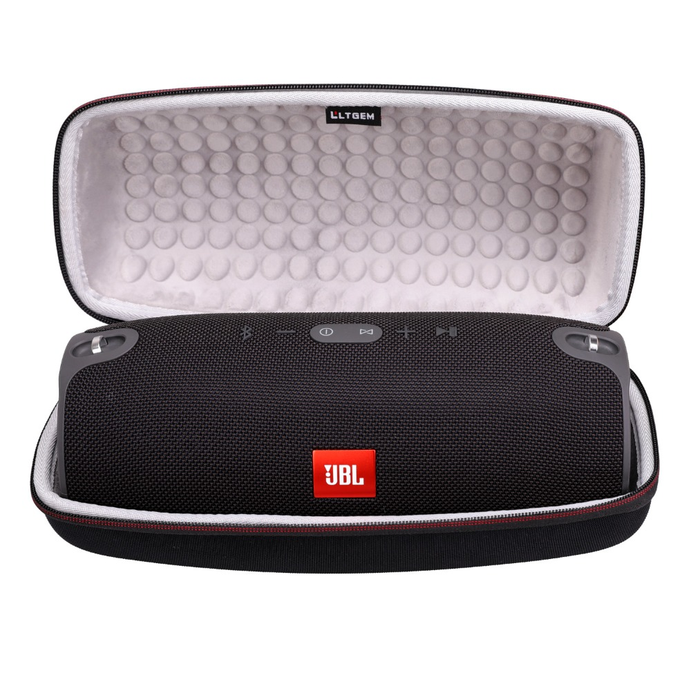 LTGEM EVA Hard Case For JBL Xtreme Portable Wireless Bluetooth Speaker - Travel Protective Carrying Bag