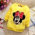 2016 Hot New Net clásico caliente-venta de ropa de los bebés del Suéter de los niños suéter de lana chaqueta de punto