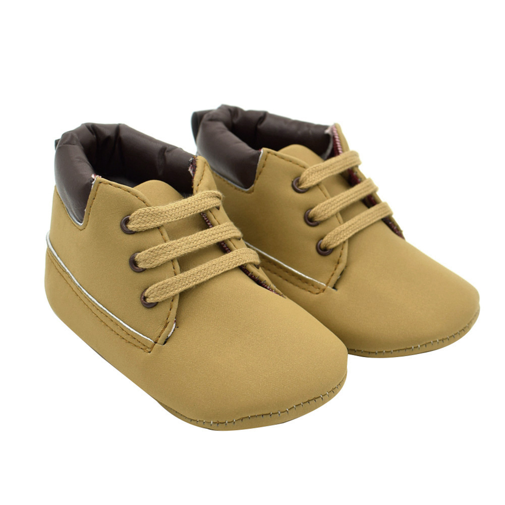 Winter Baby Boy Shoes Prewalker Children Newborn Baby Toddler Keeping Warm Casual Shoes