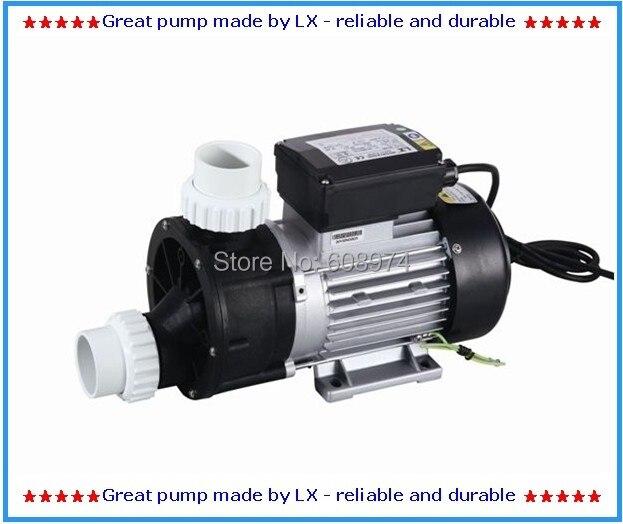 Самая низкая цена Китайский LX JA50 джакузи спа насос с 0.5HP как циркуляционный Ванна насос в Великобританию, Францию, Германию, Испания