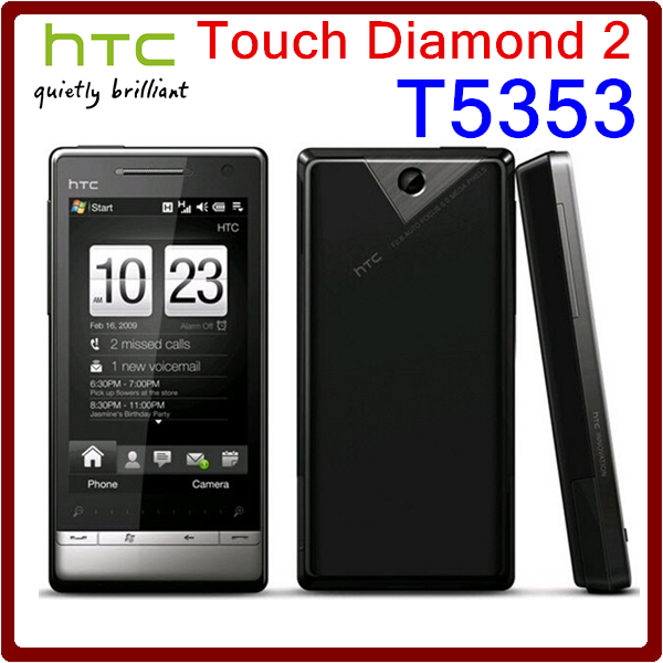 t5353 original unlocked htc touch diamond 2 t5353 5mp 1100mah mp3 rh aliexpress com HTC Touch Pro2 Daimond HTC