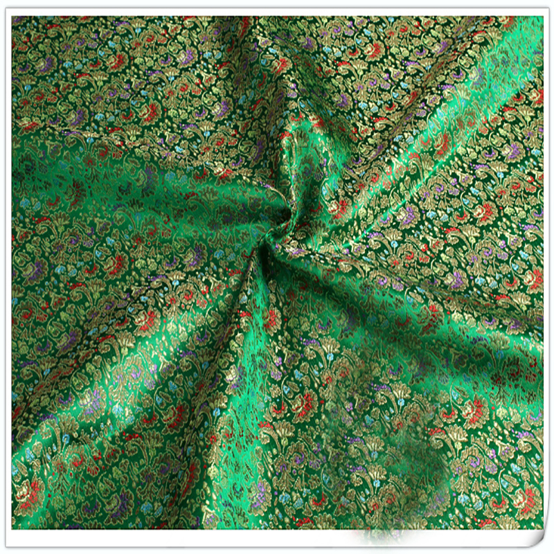 Yarn Dyed Fabric For Womens Coat Dress Skirt 100x90cm Imported France Metallic Jacquard Brocade Fabric,3d Jacquard Fabric Fabric Home & Garden