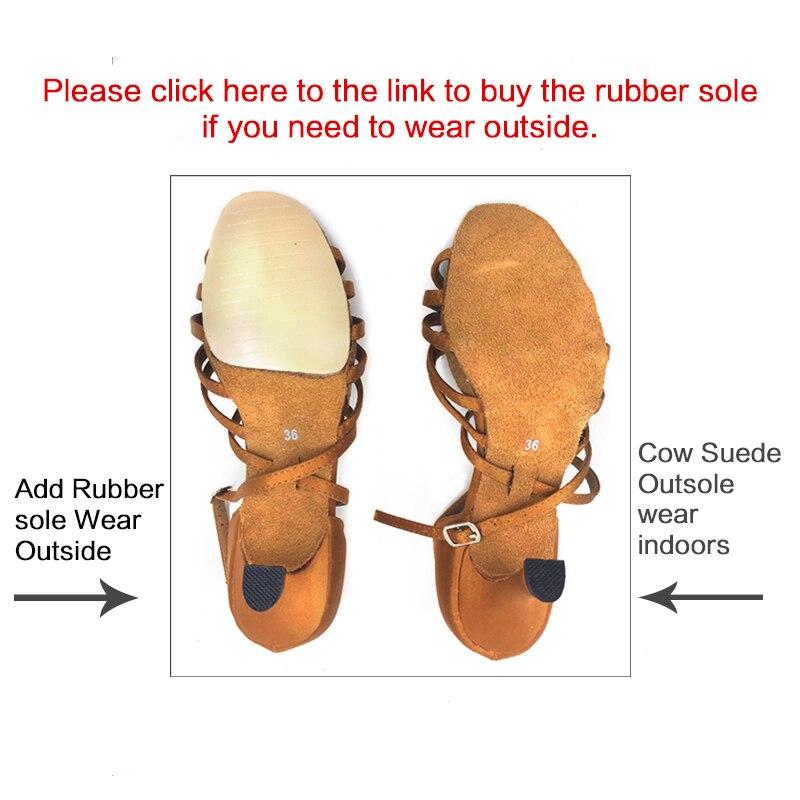 eaa921708c Zapatos Mujer de Salsa Salsa Pele Marrom Escuro Ou Marrom Altura Do ...