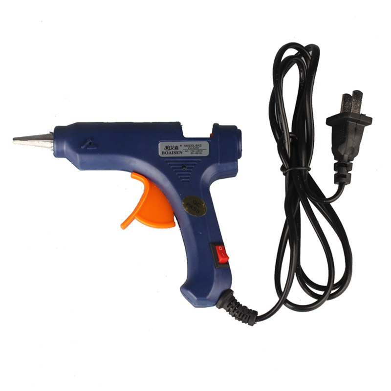 2018 HOT SALE New Car And Motorcycle tool Professional Hot Melt Glue Gun 20W Handy Sticks Graft Repair Tool New Vicky