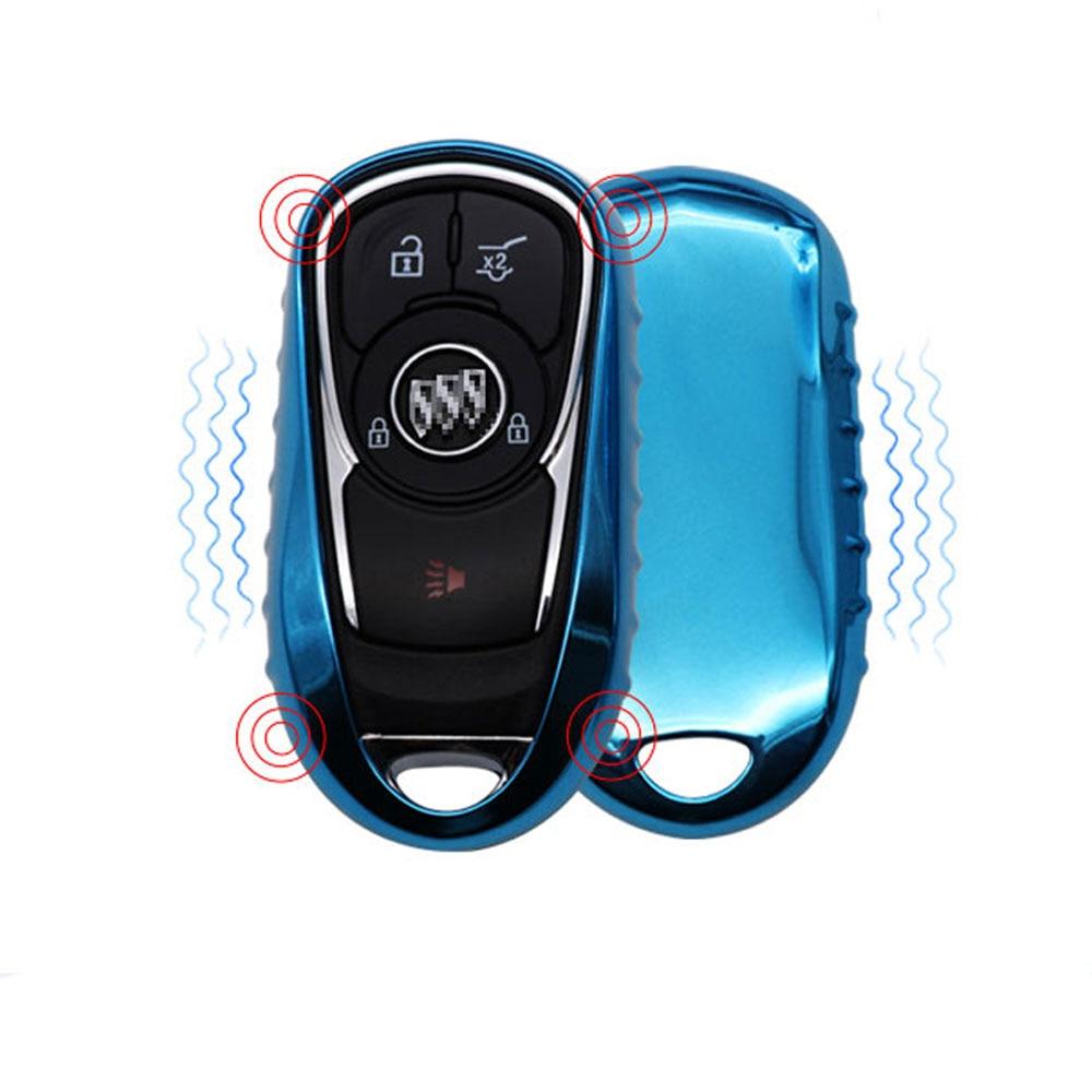 Diseño original Car Styling Soft TPU Car Key Key Car Key Case Fit - Accesorios de interior de coche - foto 2