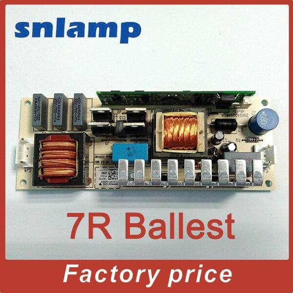 Ballast 1pc/lot 230W Lamp MSD Platinum 7R,Beam 230W Sharpy Moving head beam light bulb stage light Ballast Electronic Ignitor R7