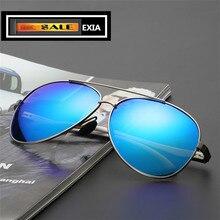 Fashion Men's Eyewear Brand Sun Glasses with Polarized Vision TAC Lenses EXIA OPTICAL KD-8088 Series