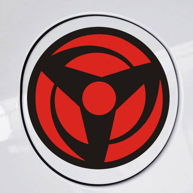 Naruto Uchiha Sharingan Car Sticker