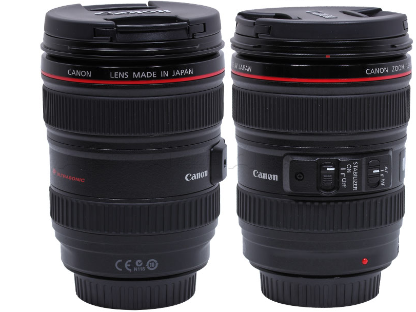 Canon EF 24 105mm f/4L IS USM Lens For Canon EOS 600D 650D