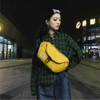Unisex Boys Girls Oxford Waist Bags Zipper Crossbody Bag Casual Accessories Bags For Women 2018 Sac A Main Ladies Fanny Bag New - DISCOUNT ITEM  50% OFF All Category