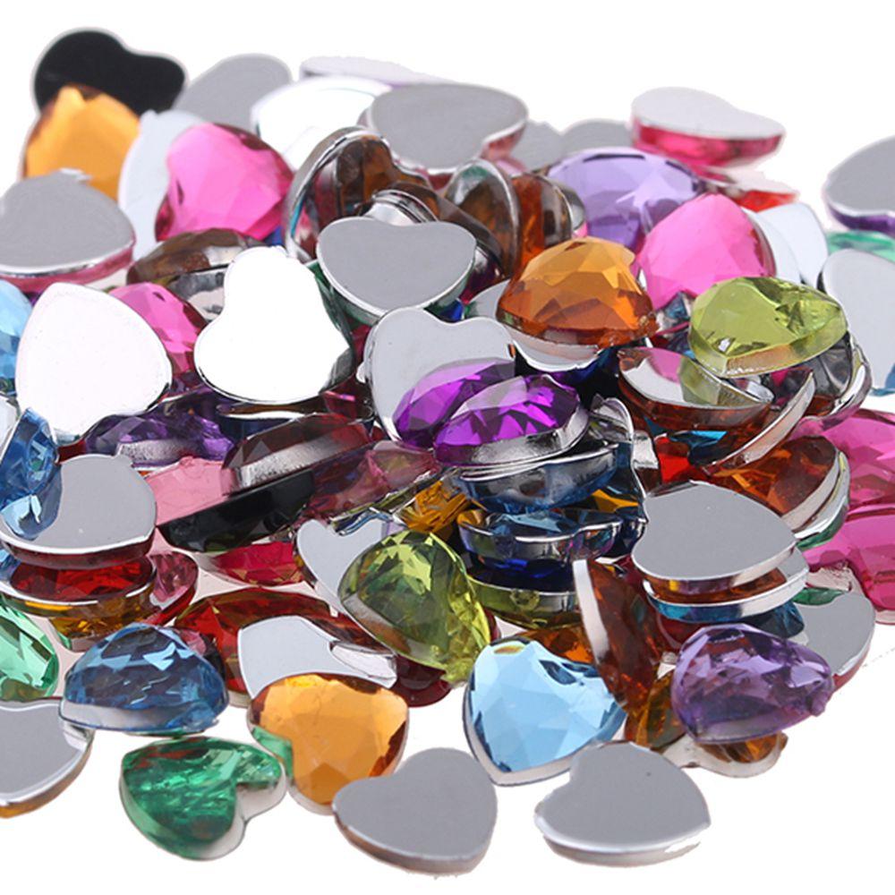 Dress 50pcs Sew-on Polygon Mirror Acrylic Crystal Rhinestones Flat Back Sew on Garment Bags Hat Blue Shoes Coar