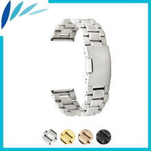 Stainless Steel Watch Band 20mm 22mm for Amazfit Huami Xiaomi Smart Watchband Strap Wrist Loop Belt