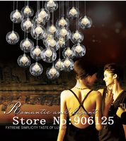 New Led Modern Bubble Ball Chandelier Light Fixture Designed By Tom Dixon Rectangle And Sqare Shape