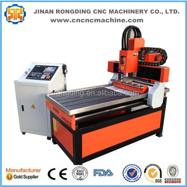 2015 new model working area 600*900mm RD-6090 hobby 3d cnc router European standard ! - Jinan RODEO CNC Machinery Co., Ltd. store