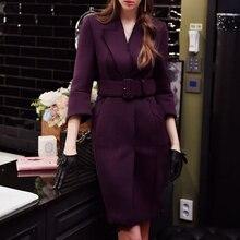 Dabuwawa rose purple OL suit jacket