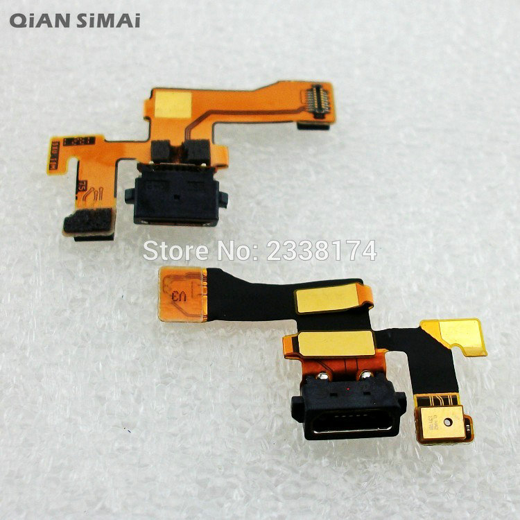 QiAN SiMAi For <font><b>Nokia</b></font> <font><b>Lumia</b></font> <font><b>1020</b></font> <font><b>USB</b></font> Dock Connector <font><b>Port</b></font> Charging Charger Flex Cable Board Repair Parts image