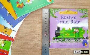 Image 5 - 15 pz/set 15x15 cm Migliore Libri Illustrati Per Bambini E Neonati famosa Storia Inglese Tales Serie Di Bambino libro Aia Tales Storia