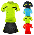 Benwon-Fair Play professional soccer referee jerseys sports clothing suit sets football referee kits de futbol judge shirts