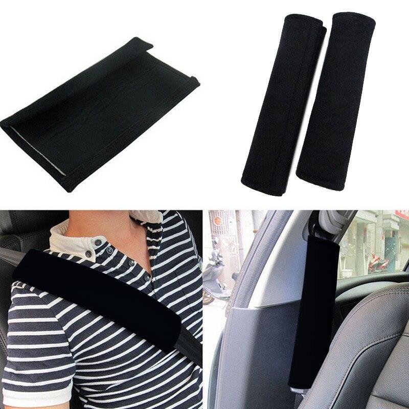 Diligent 2 Pcs/set Car Seat Belt Pads Harness Safety Shoulder Strap Backpack Cushion Cover For Adult Kids 88