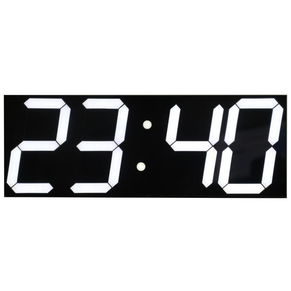Aliexpress Buy Led Digital Wall Clock For School Home Decor