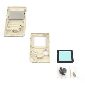 Image 5 - 6 Kleur Hoge Kwaliteit Klassieke Volledige Behuizing Case Cover Shell Vervanging Voor Gameboy Pocket Voor G B P Game Console