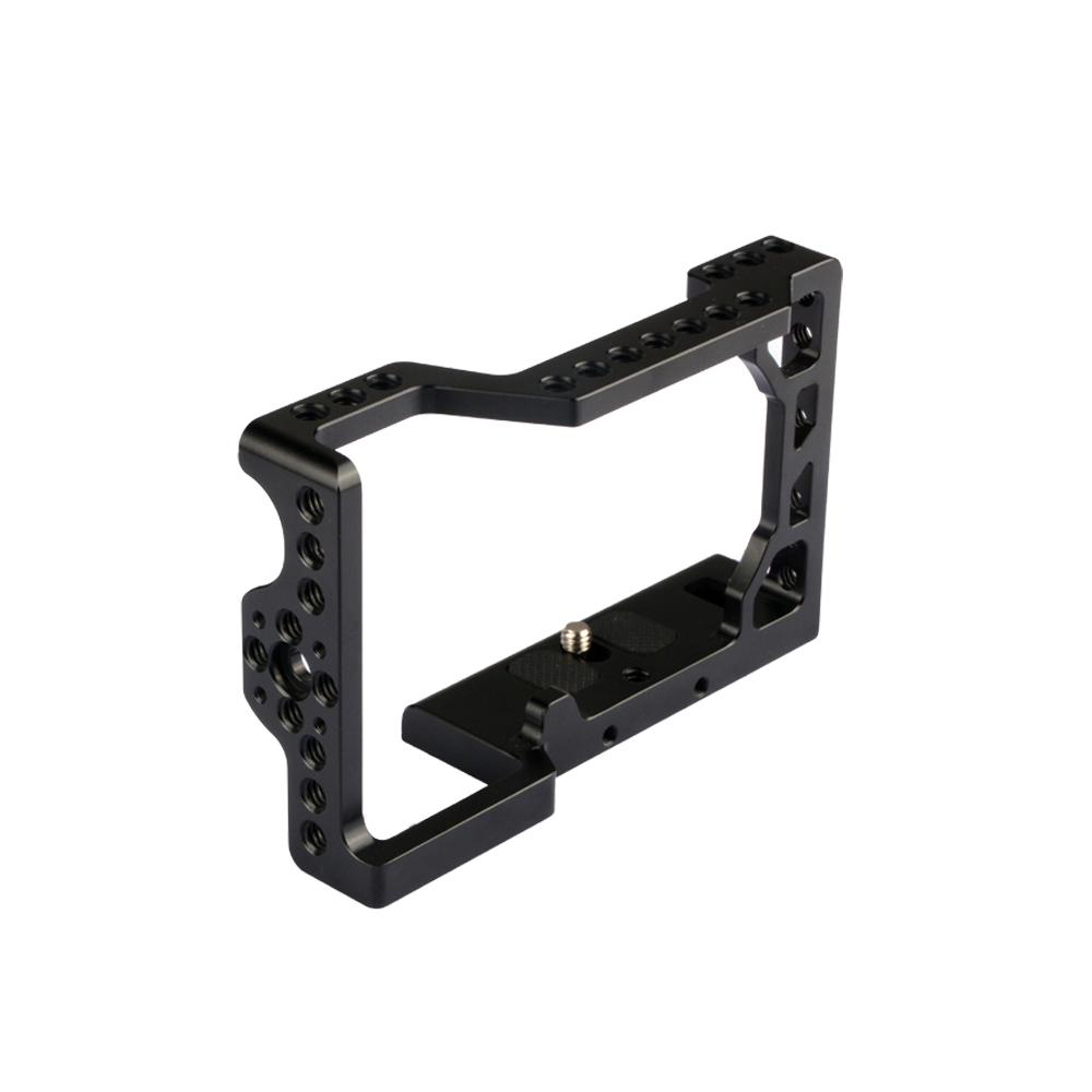 Camvate Camera Video Accessories Cage Kit Stabilizer Protector DSLR Steadycam Steadicam For A6500