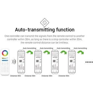 Image 5 - 5 IN 1 WiFi LED Smart Controllerสำหรับเดี่ยวสีRGB + CCT RGB RGBW LED Strip Amazon Alexa Voiceโทรศัพท์Appรีโมทคอนโทรล12 24V