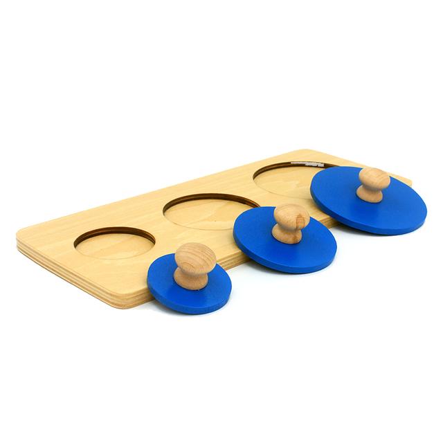 Multiple Shaped Wooden Board