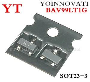 100pcs/lot BAV99LT1G BAV99 A7 SOT-23 IC Best quality