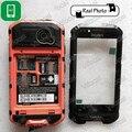 Descubrimiento V6 + Pantalla Táctil con el Marco de Cristal Accesorios Del Panel de Reemplazo Para El Descubrimiento V6 + 4.0 pulgadas Del Teléfono Inteligente