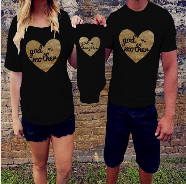 0de4a9f6 Mom Dad Son Outfits Family Look Family Portrait T Shirts Family Matching Outfits  Mother Father Kids Girl Boys Shirts Clothes