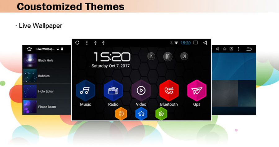 Flash Deal Elanmey GPS 8-Core Bluetooth stereo android 8.1.0 car multimedia player for Subaru Forester 2015 multimedia radio no DVD Player 10