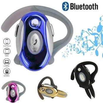Bluetooth Headset Wireless Bluetooth Earpiece Stereo Lightweight Headphones for Samsung LG Google Motorola iPhone iPad Tablets