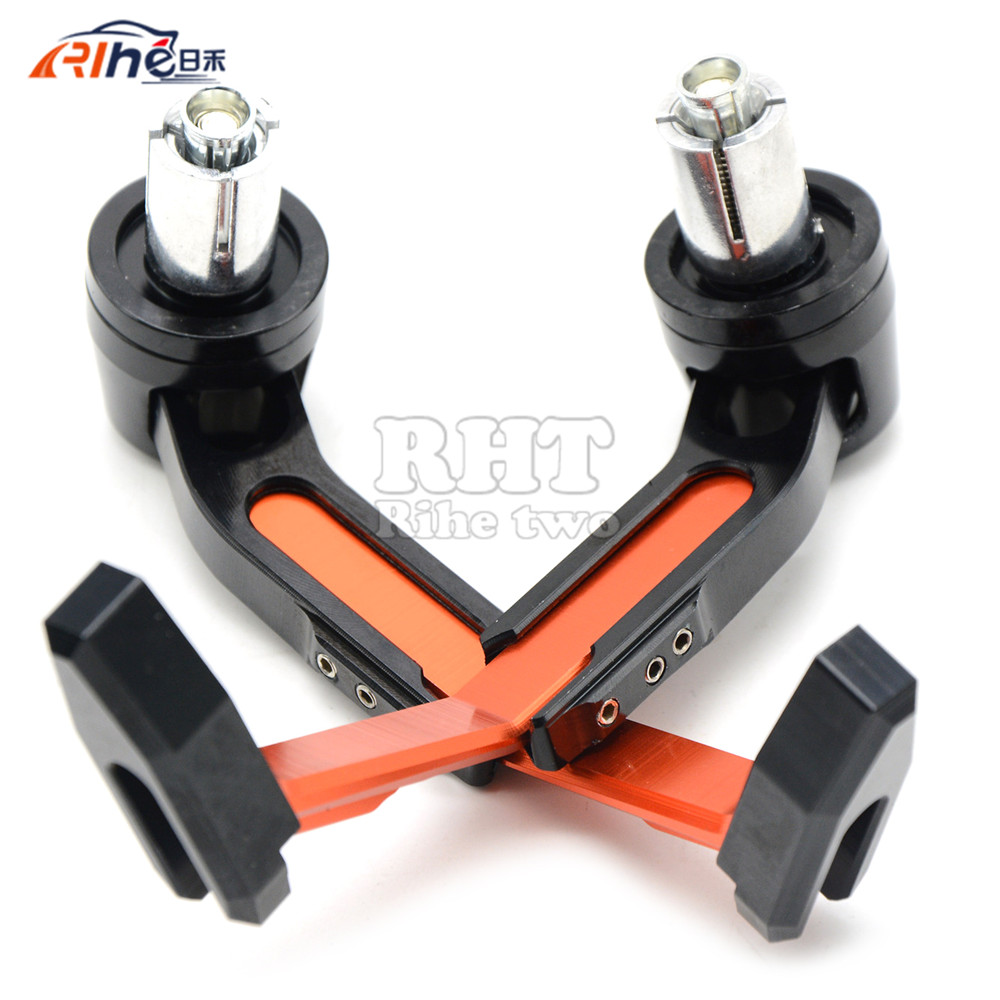 "22mm 7/8""Motorcycle Brake Clutch Lever Protection Guard For Yamaha MT-03 MT-07 MT07  MT-09 FZ9 FZ-09 KTM Duke 390 Duke690 BMW"