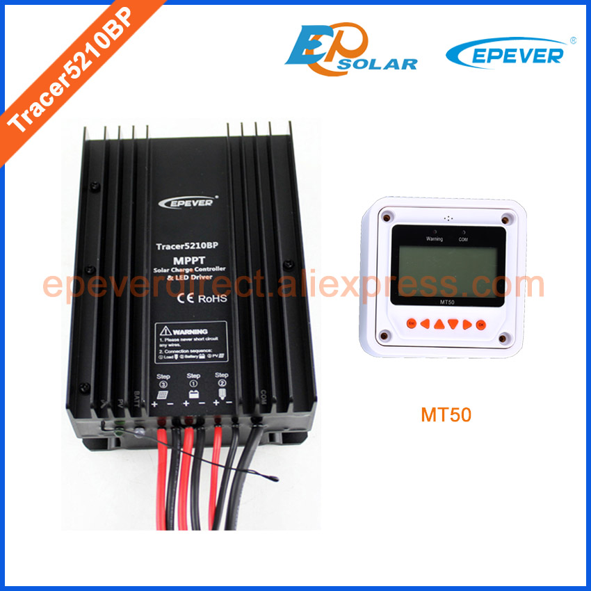 Solar power charger MPPT Tracer5210BP Solar panels controller 20A 20amps Battery 24V MT50 remote meter EPEVER/EPsolar Solar power charger MPPT Tracer5210BP Solar panels controller 20A 20amps Battery 24V MT50 remote meter EPEVER/EPsolar