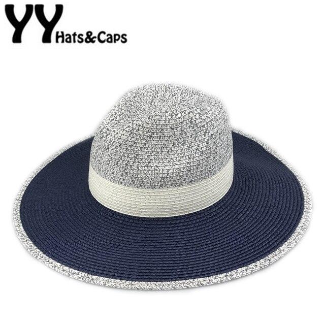 Sombreros Para El Casquillo Del Jazz De Sun De La Playa Del Verano Del Estilo De Panamá De Los Hombres 9oqLdj