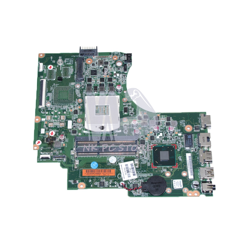 NOKOTION 747137-501 747137-001 Main Board For HP Touchsmart 15-D 250 G2 Laptop Motherboard HM76 UMA DDR3 766323 001 766323 501 free shipping laptop motherboard 766323 601 for hp 15 d 250 g2 motherboard ddr3 rpga989 100
