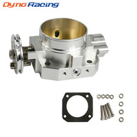 70mm Throttle Body For Honda B16 B18 D16 F22 B20 D/B/H/F Throttle Body 70MM EF EG EK DC2 H22 D15 D16 YC100852