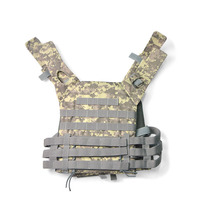 1 Pc Archery Tactical Vest 5 Colors 800D Nylon Archery Protection Can Wear And Durable