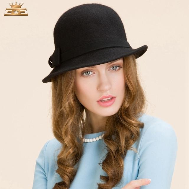 Women s Wool Autumn  winter Headpiece - Casual   Office   Career wedding    Outdoor dress Hats for women 30696f4acdd