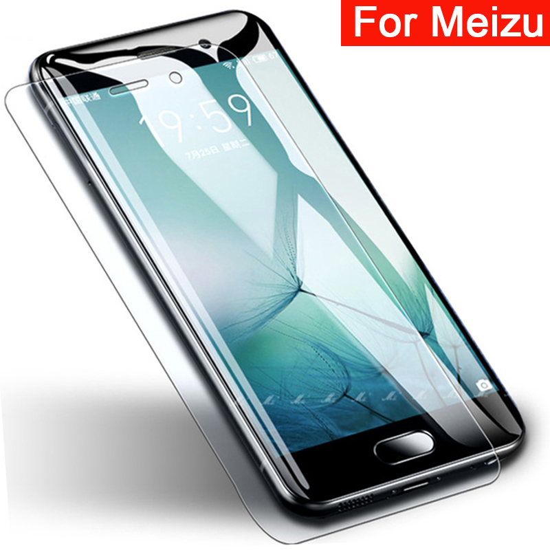 Protective Glass For Meizu M5s M6s M3s Tempered Glass Screen Protector On Maisie S6 S5 S3 M 6s 5s 3s safety film tremp phone 9h image