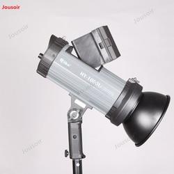 Handheld LED Video Studio Light 100W Photography Lamp 5600K With Battery Built-in Battery 100w LED Video Studio Light  CD50 T03