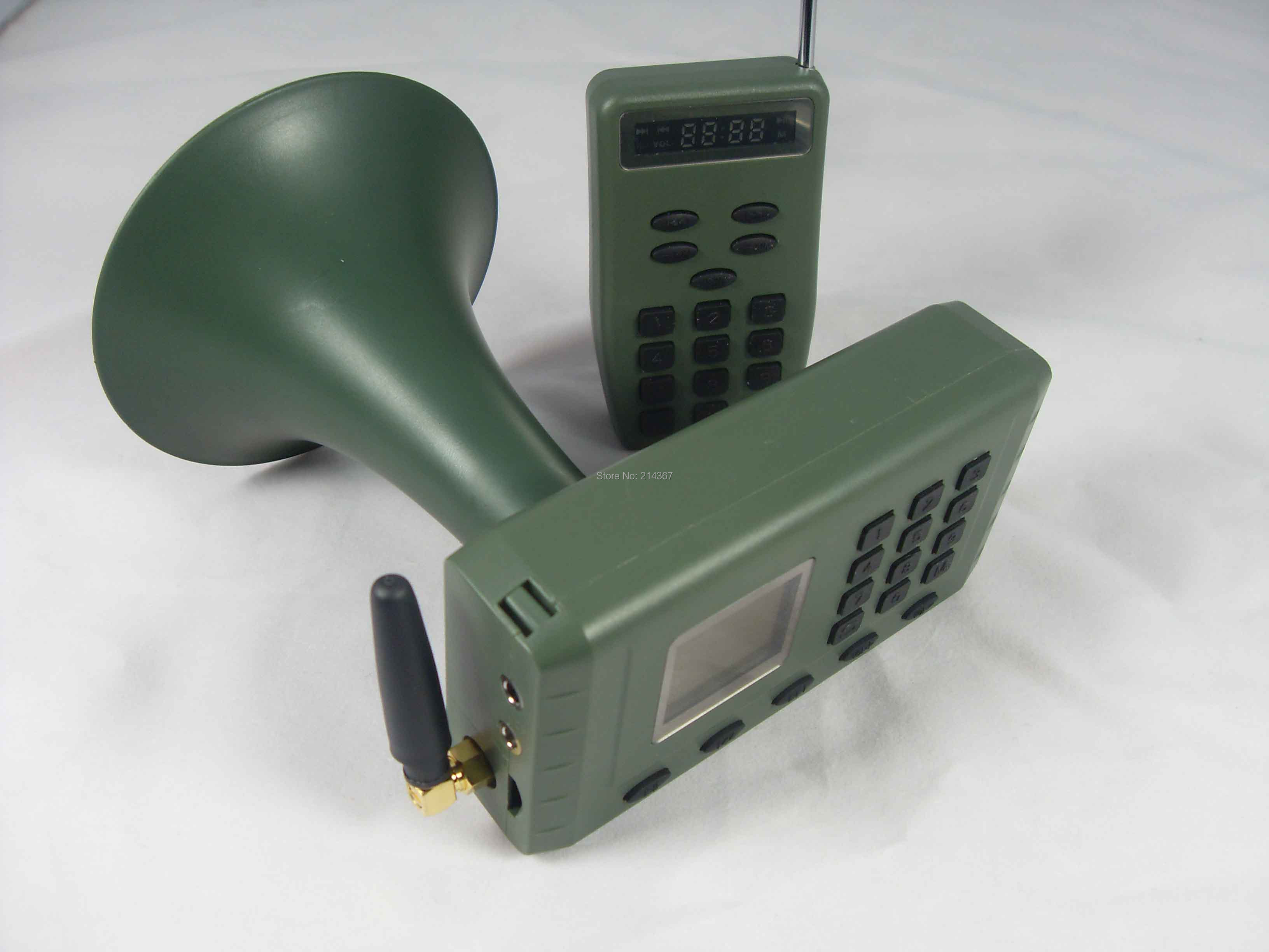 110 Sounds Wildlife Animal Duck Callers Hunting Bird Call for Hunter Product 2017 wireless remote control sounds electronics hunting bird mp3 player bird caller 210 bird animal sounds decoy goose duck call