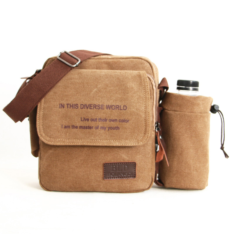 2018 Hotsale men's travel bags cool Canvas bag fashion men messenger bags high quality brand bolsa masculina shoulder bags high quality anime bungou stray dogs men travel bags canvas fashion women shoulder messenger sling bags bolsa feminina